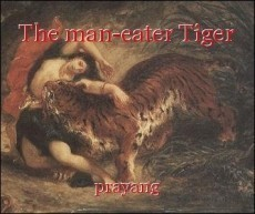 The man-eater Tiger
