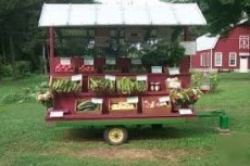 George's Vegetable and Firewood Stand