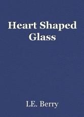Heart Shaped Glass