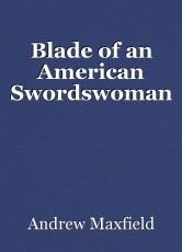 Blade of an American Swordswoman
