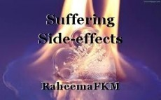 Suffering Side-effects