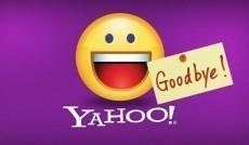 Goodbye Yahoo