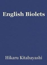 English Biolets