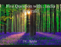 Five Question with : India Emerald
