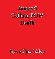 James S Collum-POW Death