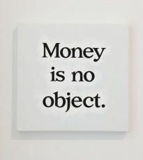 Money Is No Object