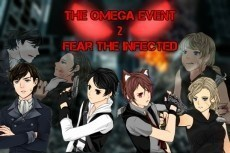 The Omega Event Book 2: Fear the Zions