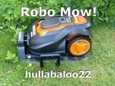 Robo Mow!