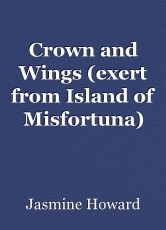 Crown and Wings (exert from Island of Misfortuna)