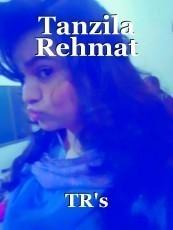 Tanzila Rehmat