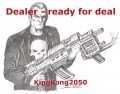 Dealer - ready for deal