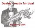 Dealer - ready for deal