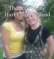 The Start of the Hart Country Band