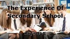 The Experience Of Secondary School
