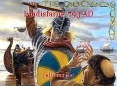 Lindisfarne:793 AD