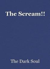 The Scream!!