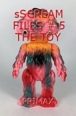sSCREAM FILES # 5 THE TOY