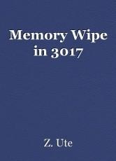 Memory Wipe in 3017