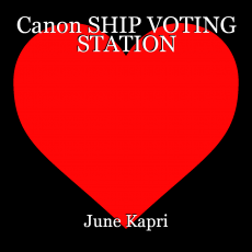 Canon SHIP VOTING STATION