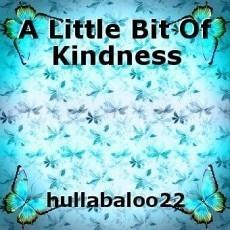 A Little Bit Of Kindness