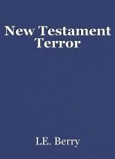 New Testament Terror