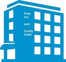 Free Inn & Costly Hotel