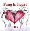 Pang in heart