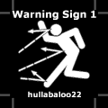Warning Sign 1