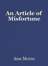 An Article of Misfortune