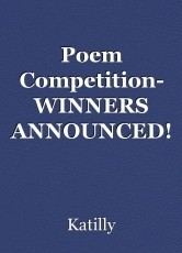 Poem Competition- WINNERS ANNOUNCED!