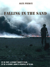 Falling in the sand