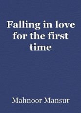 Falling in love for the first time