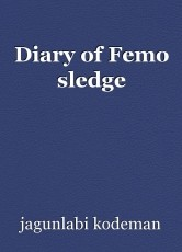Diary of Femo sledge