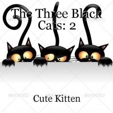 The Three Black Cats: 2