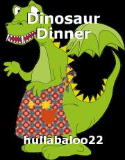 Dinosaur Dinner