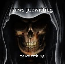zaws prewriting