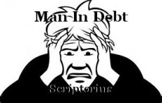Man In Debt