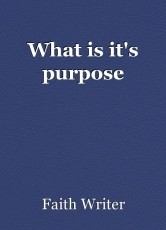 What is it's purpose