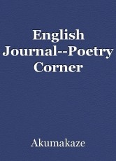 English Journal--Poetry Corner