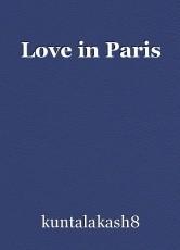 Love in Paris