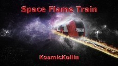 Space Flame Train