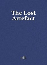 The Lost Artefact