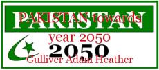 PAKISTAN towards year 2050