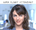 Super Flight Attendant