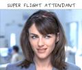 Super Flight Attendant