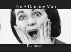 I'm A Dancing Man