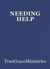 NEEDING HELP