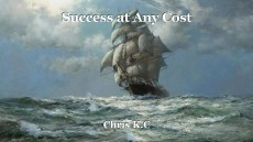 Success at Any Cost