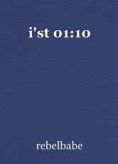 i'st 01:10