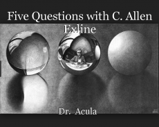 Five Questions with C. Allen Exline